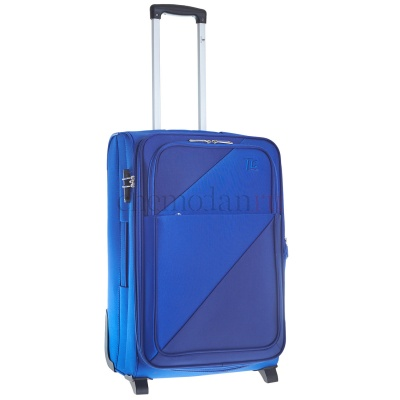 Чемодан средний Travel Case TC 355(24) синий фото