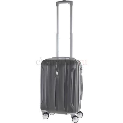 Чемодан малый IT Luggage 16217508 S dark grey фото