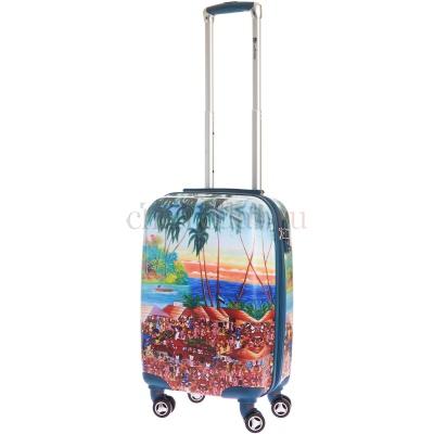 Чемодан маленький Best Bags 81389955 фото