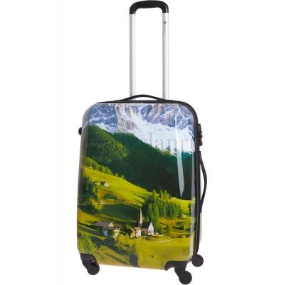 Чемодан средний Best Bags 53624866