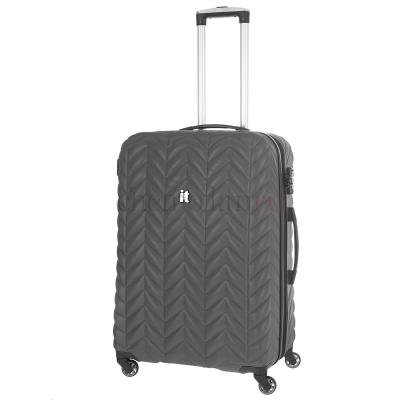Чемодан средний IT Luggage 16240704 M серый фото