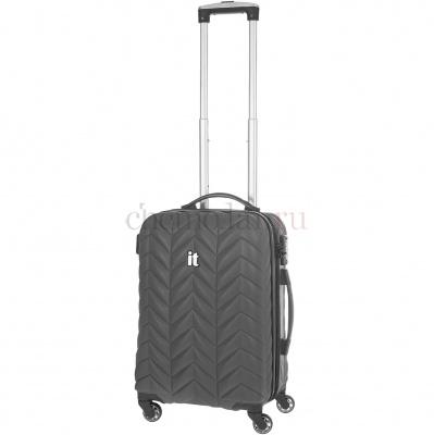 Чемодан малый IT Luggage 16240704 S серый фото