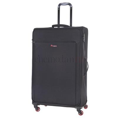 Чемодан большой IT Luggage 12227704 L черный фото