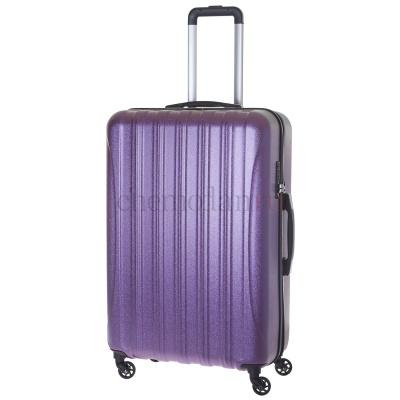 Чемодан на колесах большой 4 Roads K-002-L фиолетовый фото
